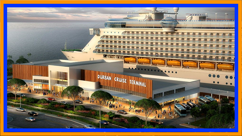 Do you know what the new Durban Cruise Terminal is going to look like - view the first glimpses here